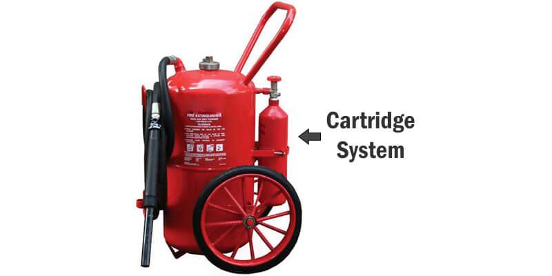 Alat Pemadam Api Berat Cartridge System Agen Pemadam Api