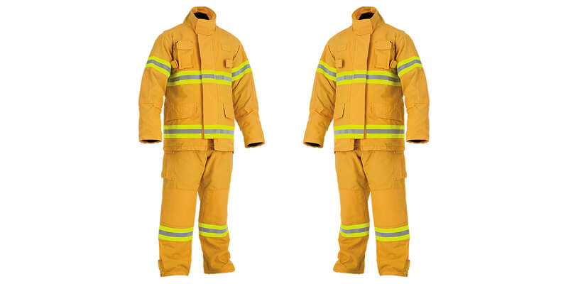 Baju Tahan Panas Pemadam Api Fire Fighter Suit Agen Pemadam Api