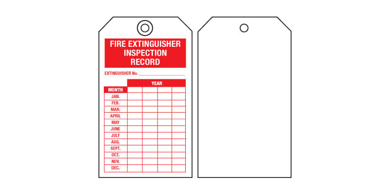 Checklist Pemeriksaan Apar Tag Pengecekan Alat Pemadam Api Agen Pemadam Api