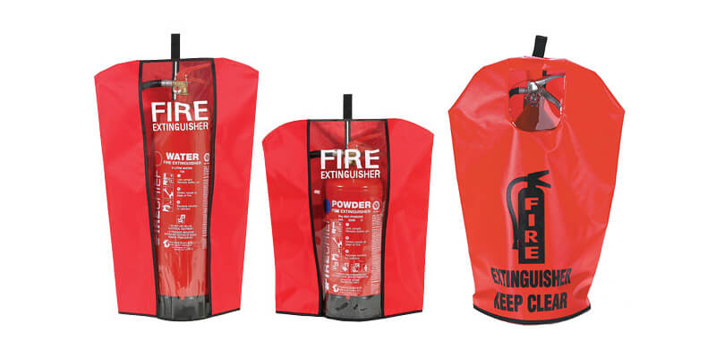 Sarung Cover Pelindung Tabung Pemadam Kebakaran Agen Pemadam Api