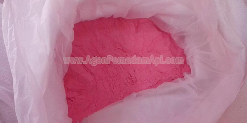 Dry Chemical Powder Pink Alat Pemadam Api Agen Pemadam Api