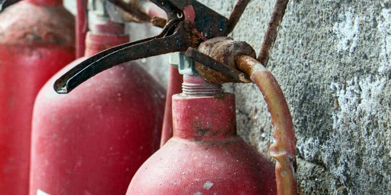 Tabung Pemadam Api Karatan Agen Pemadam Api Jakarta